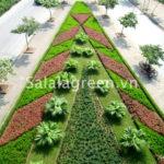 Công ty chăm sóc cây xanh tòa nhà tại Hà Nội