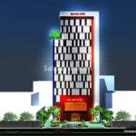 Thiết kế cảnh quan khách sạn Indochina Bắc Ninh