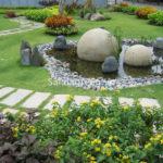 Thi công sân vườn biệt thự Vinhomes Riverside