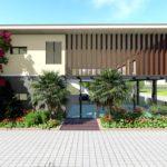 Thiết kế cây xanh quán quán cà phê S30