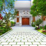 Thiết kế sân vườn Biệt thự Nguyễn Văn Cừ