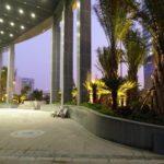 Thi công cảnh quan Tòa nhà Mitec – Dương Đình Nghệ