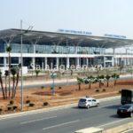 Thi công cảnh quan cảng hàng không quốc tế T2 – Nội Bài