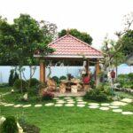 Thi công sân vườn đẹp Trần Toản Marketing